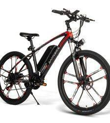 Samebike MY-SM26 26 Inch Electric Bike 350W 48V 8AH Motor Moped Bike IP64 Water-resistant 30km/h High Speed E-bike In Stock Car & Vehicle Electronics