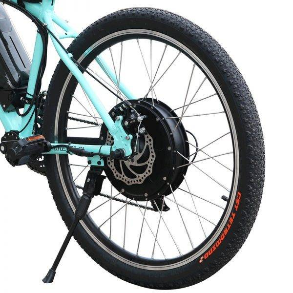 48V 1500W Electric Motor Rear Wheel Hub Motor Fat Bike Motor E-bike Motor Rear Wheel Drive for 180 mm 190mm Fork Ebike Motor Car & Vehicle Electronics