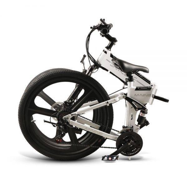 EU Stock Samebike 26″ Electric Bike 21 Speed 10AH 48V 350W Electric Bike MTB Motor Foldable Car & Vehicle Electronics