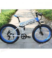 26inch Electric Bike 48V 1000W Motor 4.0 Fat Tire with 10h Lithium Battery E-Bike Mens Mountain Snow powerful Electric Bicycle Car & Vehicle Electronics