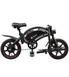 250W Electric Bike for Women 14 Inch Mini Electric Bicycle 36V10AH Lithium Battery city ebike 25km/h Folding e bike Scooter Car & Vehicle Electronics