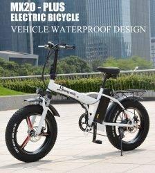 sheng milo 48v 500w Electrict bike Battery Folding 500w Motorcycle Portable 4.0 fat tire beach ebike electric bicycle snow ebike Car & Vehicle Electronics