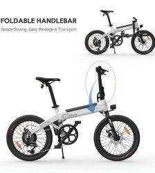 【EU STOCK NO TAX】HIMO C20 Electric Bicycle 250W DC Motor ebike 25km/h 80KM Mileage Outdoor Urban e bike 20 inch Tire Car & Vehicle Electronics