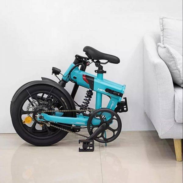 EU Stock HIMO Z16 Foldable Urban Electric Bicycle 16inch CST Tire Folding E-bike IPX7 250W DC Motor 25km/h 36V Removable Battery Car & Vehicle Electronics