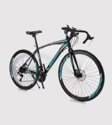 2020 new carbon steel road bike 700C road bicycle male and female students road racing bike for adults 21/24/27/30 speed bicycle Car & Vehicle Electronics