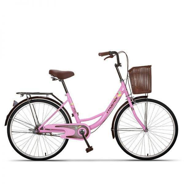"24""26"" Bicycle Women Bike Adult Retro City Student Bicycle Drum Brake Bicycle For Woman bisiklet bicicleta bicicletas Car & Vehicle Electronics"