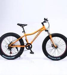 Fatbike 7/21/24/27 Variable Speed Off-Road Beach Snow Widened Big Wheel Fat Tire Mountain Bike Stunt MTB Bike for Men Women Car & Vehicle Electronics