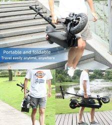 Best Sales 48V 1000W Electric Scooter 48V 18Ah 60km/h 8 inch Wheel Motor Folding electric skateboard for Adult Skate Scooter Car & Vehicle Electronics