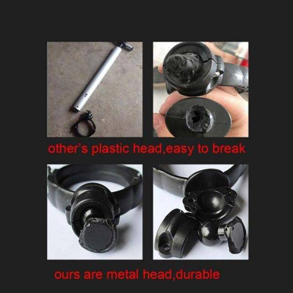 scooter handle armrests Flexible handlebar skateboard telescopic rods skateboard extension poles rod electric scooter Car & Vehicle Electronics
