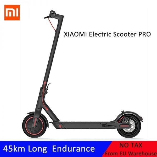 Xiaomi mi electric scooter pro e Skateboard Mijia m365 upgrade Mini Foldable Hoverboard Longboard Adult 45km Battery app control Car & Vehicle Electronics