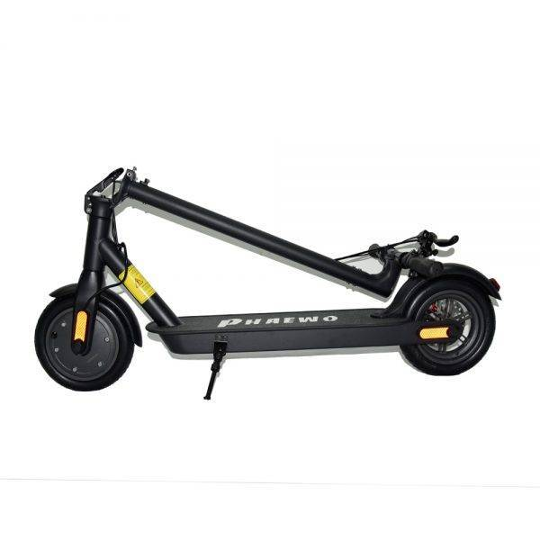 Electric Scooter Foldable Kick Scooter Adult Ebike Aluminum Alloy Folding Electric Easy To Carry 8.5Inch Folding Scooter Car & Vehicle Electronics