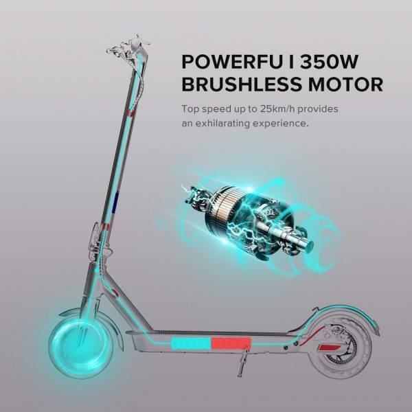 Portable Electric Scooter Adult 350W Folding Kick E-scooter 2020 EU Best E-Scooter Newest Arrival Best design quality E-scooter Car & Vehicle Electronics