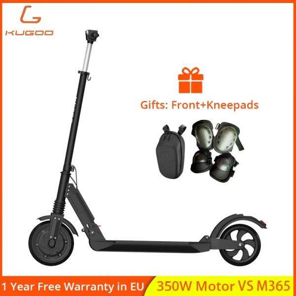 EU stock No tax KUGOO S1 350W Electric Scooter Adult Folding Speed Electric Scooter 3 Speed Modes 30KM 1-3day Delivery VS M365 Car & Vehicle Electronics
