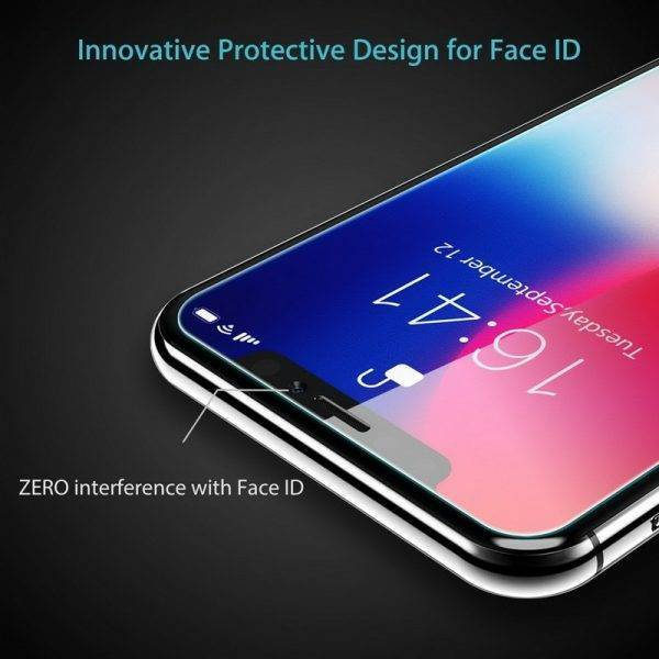 3Pcs For iPhone XR X XS 11Pro MAX Tempered Glass Screen Protector Protective Film For iPhone 6 6s 7 8 Plus 5 5S 5C SE 2020 Case Cell Phones & Accessories Mobile Phone