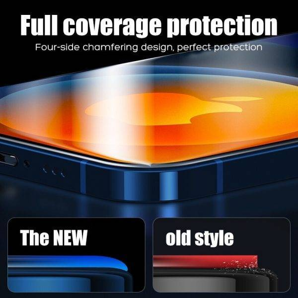 5000D HD for Iphone 11 11 Pro Screen Protector Iphone 12 Pro Max 12 Mini Glass Cell Phones & Accessories Mobile Phone