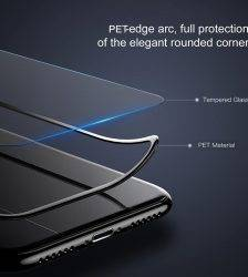 Baseus 0.3mm Screen Protector Tempered Glass For iPhone 12 11 Pro Xs Max X Xr Full Cover Protective Glass For iPhone 12 Pro Max Cell Phones & Accessories Mobile Phone