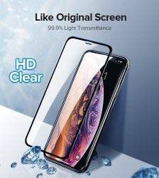 Ugreen For iPhone 7 X XS Protective Glass On iPhone 7 6 Plus XS Max 11 Pro Max 6s 8 Plus XR 3D Screen Protectoor Tempered Glass Cell Phones & Accessories Mobile Phone