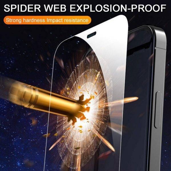 3 Protectores De Pantalla De Cristal Templado Para IPhone 11 12 Pro Max Mini X XR XS MAX Max En IPhone 7 8 Plus Cell Phones & Accessories Mobile Phone