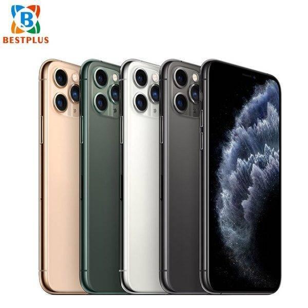 Brand New Apple iphone 11 pro A2217 Mobile Phone 5.8″ 4GB RAM 64GB ROM Triple Rear Camera 1125 x 2436 pixel Hexa-core Cell Phone Cell Phones & Accessories Mobile Phone