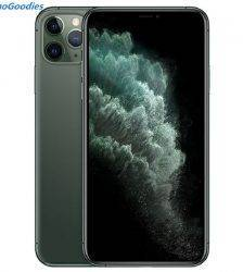 New Chinese Version Dual Sim Card iPhone 11 pro max 6.5 inch OLED Display 4G LTE Triple-camera SmartPhone 64/256/512gb ROM A13 Cell Phones & Accessories Mobile Phone