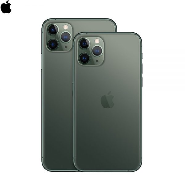 Original New iPhone 11 Pro/Pro Max Triple Rear Camera 5.8/6.5″ AMOLED Display A13 IOS SmartPhone A2160/A2161/A2217/A2220 4G LTE Cell Phones & Accessories Mobile Phone