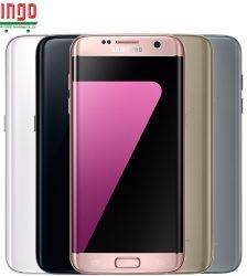 "Samsung Galaxy S7 Edge 5.5""4GB RAM 32GB ROM Waterproof Smartphone One SIM Quad Core NFC 12MP 4G LTE 3600mAh Cellphone Mobile Phone"