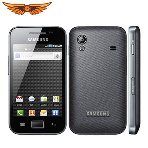 S5830i Original Unlocked Samsung Ace S5830i GPS 5MP Camera Bluetooth WIFI 3G Refurbished Mobile phone Mobile Phone