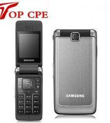 S3600 Original Unlocked Samsung S3600 Russian Arabic Keyboard support 1.3MP Camera GSM 2G Flip Cell Phone Mobile Phone