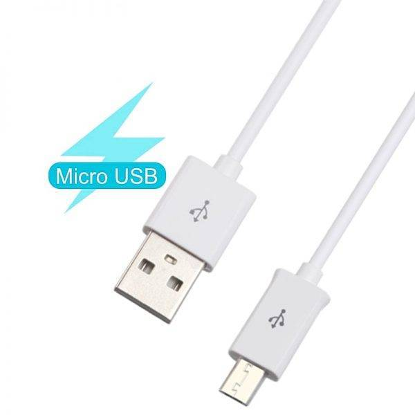 Micro USB Cable 2A Nylon Fast Charge USB Data Cable for Huawei Samsung Xiaomi Android Mobile Phone USB Charging Cord Mobile Phone