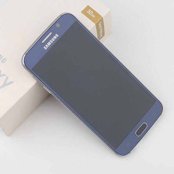 Original Unlocked Samsung Galaxy S6 G920F Mobile Phone 16MP Camera 32GB ROM Octa Core 5.1inch G920V G920P G920A4G LTE Smartphone Mobile Phone