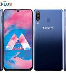 New Original Global Samsung Galaxy M30 M305F/DS 4GB RAM 64GB ROM Mobile Phone 5000mAh Dual SIM 6.4″ Triple Camera 4G Smartphone Mobile Phone