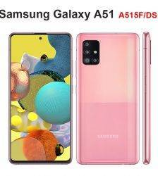 2020 Original Samsung Galaxy A51 A515F/DSN Mobile Phone 6GB RAM 128GB ROM Octa Core 6.5″1080×2400 4000mAh 4Camera NFC Android10 Mobile Phone