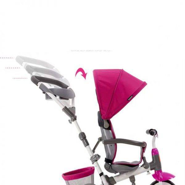 Baby Stroller Children Tricycle Multifunction Can Sit or Lie Child Bicycle Large Basket Easy To Trave Summer And Winterl Gift BABY Strollers & Accessories