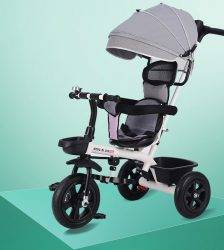 2 In 1 Baby Stroller Children's Tricycle Bicycle 1-6Y Stroller Umbrella Car for Kids Child Tricycle Stroller baby bike Trike BABY Strollers & Accessories