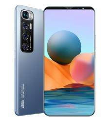 2021 Note 10 Pro Smart Phone 8G 256GB 48MP Camera 4G 5G Network Daul SIM Card Celular 6.1 inch Andriod Mobile Global Cell Phone Mobile Phone