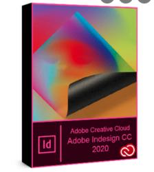 Adobe InDesign Creative Cloud 2020 SOFTWARE Adobe Design & Illustration
